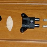 Elkészíti az MDF ajtótok összeszereléséhez szükséges feladatokat