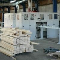 Rétegragasztott épületszerkezeti tartók lamelláinak gyártására.